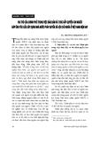 """Báo cáo """"  Một số vấn đề pháp lí về sản phẩm bảo hiểm nhânBáo cáo """" Vai trò của Chính phủ trong việc bảo đảm và thúc đẩy quyền con người đáp ứng yêu cầu xây dựng nhà nước pháp quyền xã hội chủ nghĩa ở Việt Nam hiện nay """" thọ """""""
