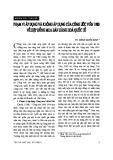 """Báo cáo """"  Phạm vi áp dụng và không áp dụng của Công ước viên 1980 về hợp đồng mua bán hàng hoá quốc tế """""""