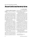 """Báo cáo """"   Tổng quan về quyền của phụ nữ theo pháp luật Việt Nam """""""