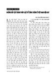 """Báo cáo """" Những bất cập trong pháp luật về công chứng ở Việt Nam hiện nay """""""