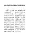 """Báo cáo """"    Quyền của phụ nữ các nước ASEAN dưới góc độ so sánh pháp luật """""""