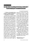 Báo cáo : Hoàn thiện hệ thống pháp luật Việt Nam theo yêu cầu của các công ước quốc tế về quyền con người được kí kết trong khuôn khổ liên hợp quốc