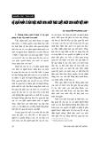 """Báo cáo """" Hệ quả pháp lí của việc nuôi con nuôi theo Luật nuôi con nuôi Việt Nam """""""