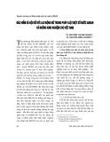 """Báo cáo """" ảo hiểm xã hội đối với lao động nữ trong pháp luật một số nước ASEAN và những kinh nghiệm cho Việt Nam """""""