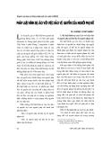 """Báo cáo """" Pháp luật hình sự Lào với việc bảo vệ quyền của người phụ nữ """""""