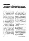 Báo cáo : Công ước Lahay năm 1993 về bảo vệ trẻ em và hợp tác trong lĩnh vực nuôi con nuôi quốc tế - so sánh với pháp luật Việt Nam về nuôi con nuôi
