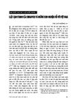 """Báo cáo """"Luật cạnh tranh của Singapore và những kinh nghiệm đối với Việt Nam"""""""