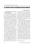 """Báo cáo """" Các vấn đề pháp lý về đất đai và bất động sản ở Cộng hoà liên bang Đức """""""