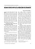 """Báo cáo """" Nội dung cơ bản của pháp luật lao động Cộng hoà liên bang Đức """""""