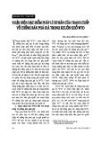 """Báo cáo """" Nhận diện đặc điểm pháp lí cơ bản của tranh chấp về chống bán phá giá trong khuôn khổ WTO """""""