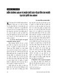 """Báo cáo """"Hiến chương ASEAN và nhận thức bảo vệ quyền con người tại các quốc gia ASEAN  """""""
