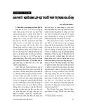 """Báo cáo """" Hàn Phi Tử - người sáng lập học thuyết pháp trị Trung Hoa cổ đại """""""