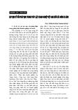 """Báo cáo """" Quy định về vốn pháp định trong pháp luật doanh nghiệp Việt Nam dưới góc nhìn so sánh """""""