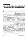 """Báo cáo """" Những yếu tố ảnh hưởng đến việc kiểm soát thu nhập của người nộp thuế trong quá trình thực hiện pháp luật thuế thu nhập cá nhân ở Việt Nam """""""