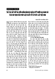 """Báo cáo """" Thủ tục bắt giữ tàu biển nhằm đảm bảo giải quyết khiếu nại hàng hải theo quy định của pháp luật quốc tế và pháp luật Việt Nam """""""