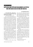 """Báo cáo """" Chế tài hành chính ở Việt Nam và kinh nghiệm của luật xử phạt hành chính Cộng hoà dân chủ nhân dân Trung Hoa """""""