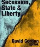 Secession, State, and Liberty