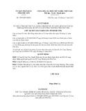 Quyết định số 1999/QĐ-UBND