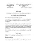 Quyết định số 5059/QĐ-UBND