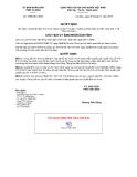 Quyết định số 1688/QĐ-UBND