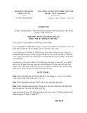 Nghị quyết số 66/2012/NQ-HĐND