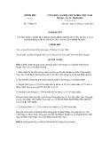 Nghị quyết số 77/NQ-CP