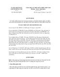 Quyết định số 5058/QĐ-UBND