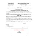 Quyết định số 2995/QĐ-UBND