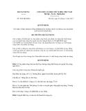 Quyết định số 1019/QĐ-BXD