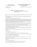 Chỉ thị số 9084/CT-TTHT V/v: Thuế thu nhập cá nhân