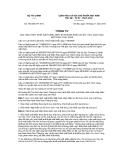 Thông tư số 193/2012/TT-BTC