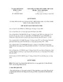 Quyết định số 1680/QĐ-UBND