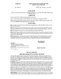 Nghị quyết số 76/NQ-CP