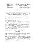 Quyết định số 2048/QĐ-UBND