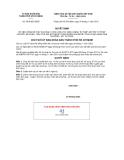 Quyết định số 5915/QĐ-UBND