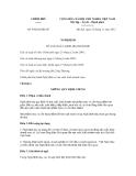 Nghị định số 94/2012/NĐ-CP