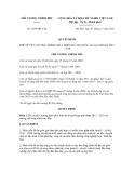 Quyết định số 1659/QĐ-TTg