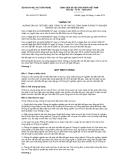 Thông tư số 20/2012/TT-BKHCN