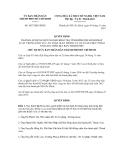 Quyết định số 5657/QĐ-UBND