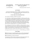 Quyết định số 5043/QĐ-UBND