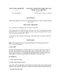 Quyết định số 1782/QĐ-TTg