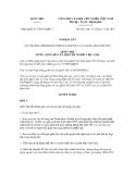 Nghị quyết số  34/2012/QH13