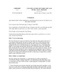 Nghị định số 95/2012/NĐ-CP