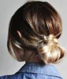 6 phút để cho 4 kiểu tóc búi lãng mạn