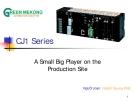 CJ1 Series