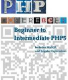 PHP Reference - Beginner to Intermediate PHP5