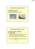 Vật liệu kim loại ( Hoàng Văn Vương ) - Chương 2. Biến dạng dẻo và cơ tính