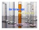 Bổ trợ kiến thức hóa hữu cơ - Bài 1