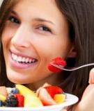 Lời khuyên cho chế độ ăn ở người béo phì