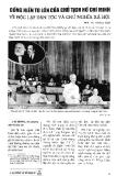 Báo cáo khoa học:Cống hiến to lớn của chủ tịch Hồ Chí MInh về độc lập dân tộc và chủ nghĩa xã hội